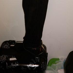 Knee Heel Boots